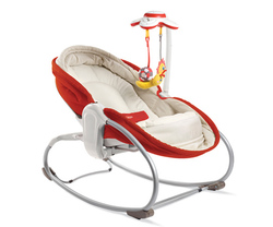 Tiny Love Rocker Napper 3-in-1 Red