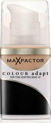 Max Factor Colour Adapt Cream Make Up 40 Creamy Ivory 34ml
