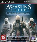 Assassin's Creed: Heritage Collection PS3