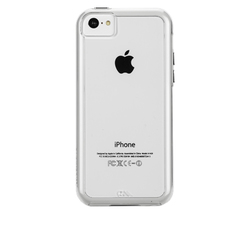 Case-Mate Naked Tough Clear White (iPhone 5C)