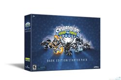 Skylanders Swap Force (Dark Edition Starter Pack) XBOX 360