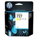 HP 727 Yellow 40ml (B3P15A)