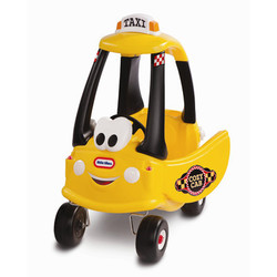 Little Tikes Cozy Coupe Yellow Cab (30th Anniversary)
