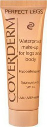 Coverderm Perfect Legs Waterproof 02 SPF16 50ml