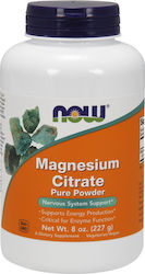 Now Foods Magnesium Citrate Pure Powder 226.7gr