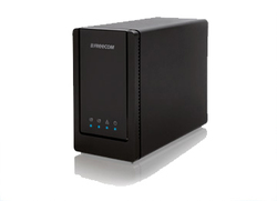 Freecom Dual Drive Network Center 4TB