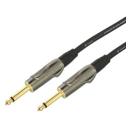 Bespeco Assembled Instrument Cable 6.3mm male - 6.3mm male 4.5m (TT450)