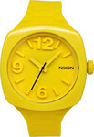 Nixon Women's Plastic Analog Yellow Dial Watch A265.639