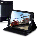 Terrapin PU Leather Folio iPad mini