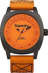Superdry Men's Orage Leather Strap SYG128O