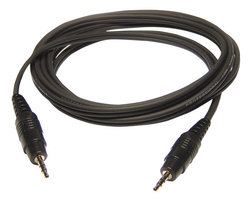 Audiophony Audio Cable 3.5mm male - 3.5mm male 1.5m (CL-72/1.5)