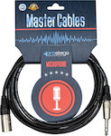 Prostage Audio Cable XLR male - 6.3mm male 3m (MTS-03)