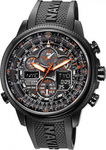 Citizen Mens Watch Eco-drive Navihawk Chronograph JY8035-04E