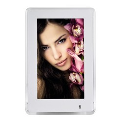 HAMA Vittoria Digital Portrait Frame White