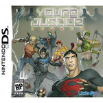 Young Justice Legacy DS