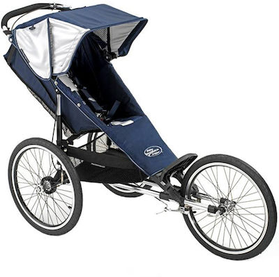Baby Jogger Performance Single Navy/Silver