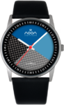 Noon Copenhagen Changer Black Leather 46-005L1