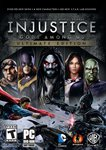 Injustice Gods Among Us (Ultimate Edition) PC