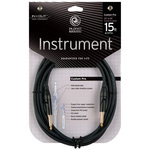 Planet Waves Instrument Cable 6.3mm male - 6.3mm male 4.5m (PW-CPG-15)