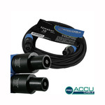 Accu-Cable Speaker Cable Speakon male - Speakon male 10m (AC-PRO-SP2-2.5/10)