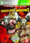 Borderlands 1 & Borderlands 2 Bundle XBOX 360