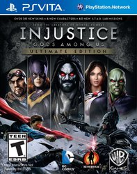 Injustice Gods Among Us (Ultimate Edition) PSVita