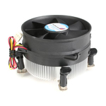StarTech 95mm Socket T 775 CPU Cooler Fan with Heatsink FAN775E