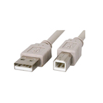 TrustWire USB Cable USB-A male - USB-B male 5m (16196)