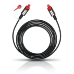 Oehlbach Red Opto Star 100 Cable TOS male - TOS male 1m (6003)