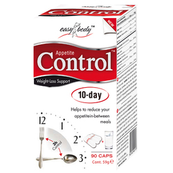 QNT Easy Body Appetite Control 90 ταμπλέτες