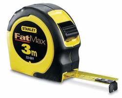 Stanley FatMax Mini 3m x 16mm 33-681