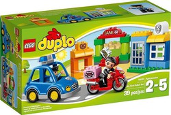 Lego My First Police Set