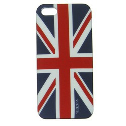 OEM Faceplate English Flag (iPhone 5/5s/SE)