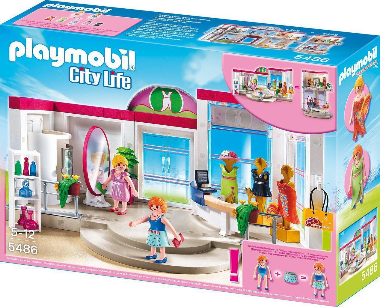 13b21cf9acab Προσθήκη στα αγαπημένα menu Playmobil Κατάστημα Ρούχων