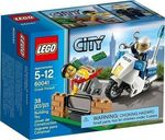 Lego Police Crook Pursuit