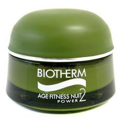 Biotherm Age Fitness Nuit Power 2 Cream Normal Combination Skin 50ml