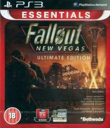 Fallout: New Vegas - Ultimate Edition (Essentials) PS3