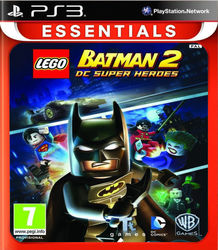 Lego Batman 2: DC Super Heroes (Essentials) PS3