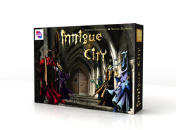 Purple Games Intrigue City