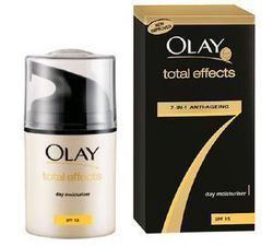 Olay Total Effects 7x Anti Ageing Moisturizer SPF15 50ml