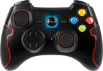 SpeedLink Torid Wireless Gamepad Βlack (PC/PS3)