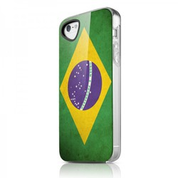ITSkins Back Cover Phantom Fashionista Brazil (iPhone 5/5s/SE)
