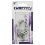 NortonLine Hands Free Stereo Crystal Audio 3.5mm