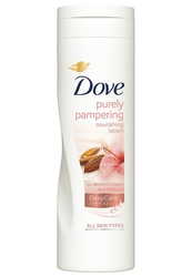 Dove Purely Pampering Almond Cream with Hibiscus 250ml