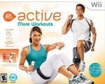 EA Sports Active More Workouts Wii