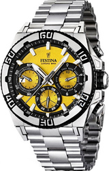 Festina Chrono Bike Stainless Steel Bracelet 16658/7