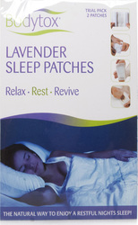 Ino Plus Bodytox Lavender Sleep Patches 2τμχ
