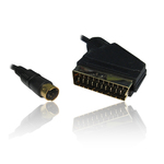 OEM Cable Scart male - S-Video male 5m (12389)