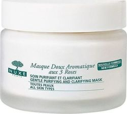 Nuxe Masque Doux Aromatique aux 3 Roses All Skin Types 50ml