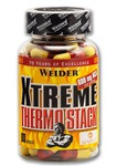 Weider Xtreme Thermo Stack 80 tabs